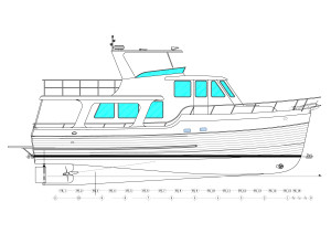 Explorer 46PH profile