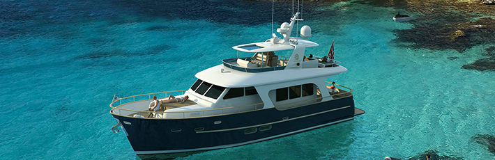 Explorer announces 58 Pilot House sale