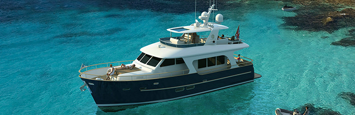 Sales boom for new Explorer 58 Pilot House